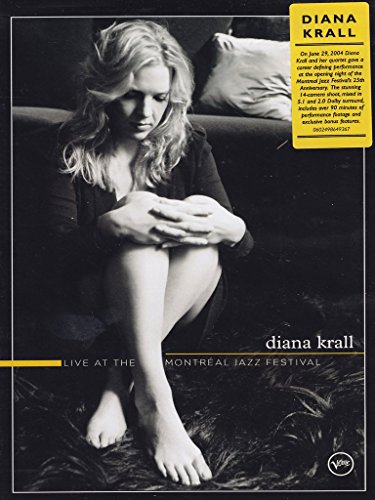 Diana Krall - Live at the Montreal Jazz Festival by Universal Music
