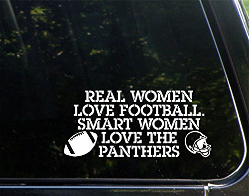 real-women-love-football-smart-women-love-the-panthers-7-1-2-x-3-1-2-vinyl-die-cut-decal-bumper-stic