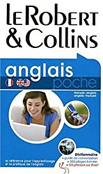 Le Robert & Collins Anglais poche