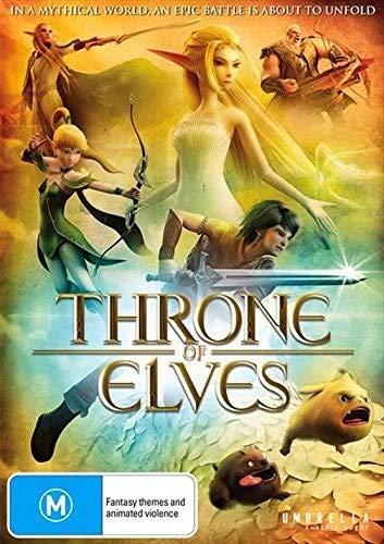 Amazon Com Throne Of Elves Ashley Boettcher G K Bowes Gavin