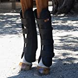 ECP Equine Comfort Products Far Infrared Heat Therapy Horse Front Leg Wraps - Medium