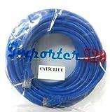C&E CAT5E-100-BL-001 Importer520 Ethernet Cable 100', Blue