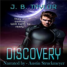 Discovery Audiobook by J.B. Taylor Narrated by Austin Struckmeyer
