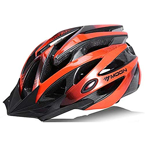 21Grams Moon BH-29 Adults' Bike Helmet,25 Vents Impact Resistant Integrally-Molded Ventilation Sports Helmet for Mountain Cycling and Road Cycling
