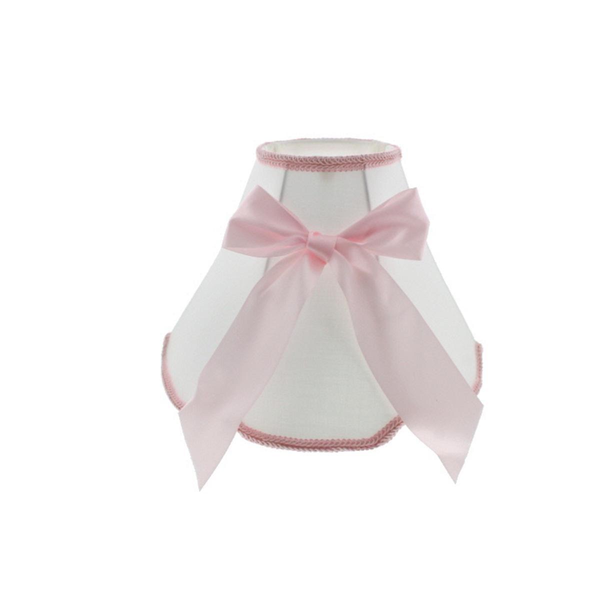 Koala Baby Ribbon Baby Girl Nursery Lamp Shade Pink by Koala Baby