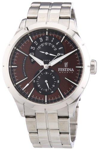 Festina F16632/6, Men's Wristwatch