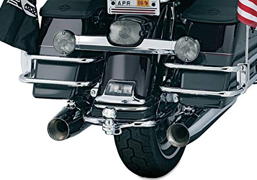 Kuryakyn 9181 Motorcycle Accessory: Trailer Hitch with 1-7/8