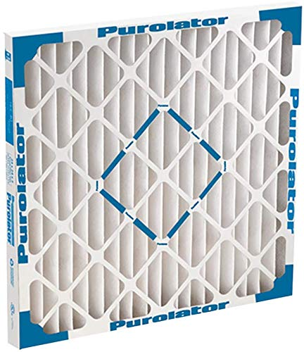 Purolator HE-40 16x25x1 Merv 8 Pleated AC Filters and Furnace Filters