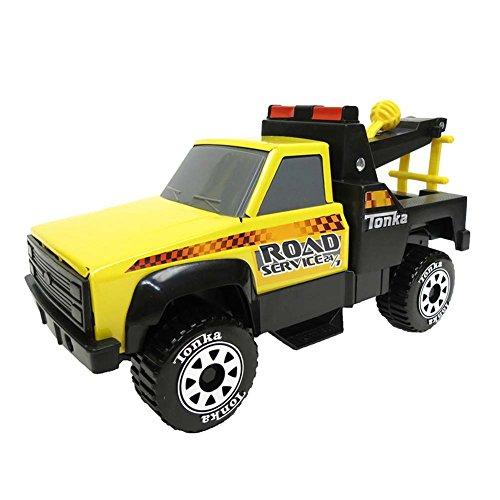 Tonka Steel Retro Tow Truck (Tonka Trucks And Trailers)