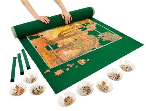 Jigsaw Puzzle - New Assembling Mat