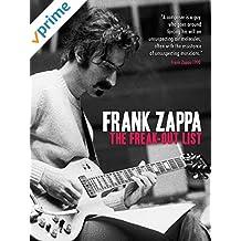 Frank Zappa - The Freak Out List