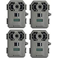 (4) Stealth Cam G42 No-Glo Trail Game Camera (12MP) | STC-G42NG