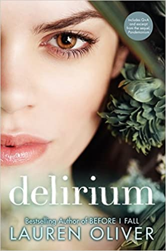 Image result for novel delirium