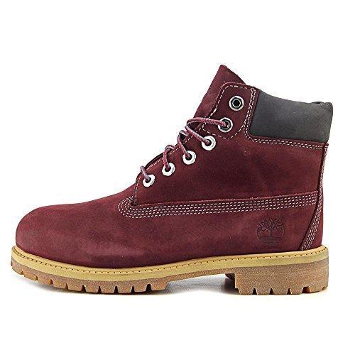 Boots Port In Premium Kids Dark 6 Unisex Classic Waterproof Timberland Hw41ax