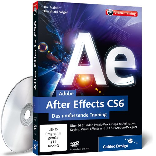 Adobe After Effects CS6 product image