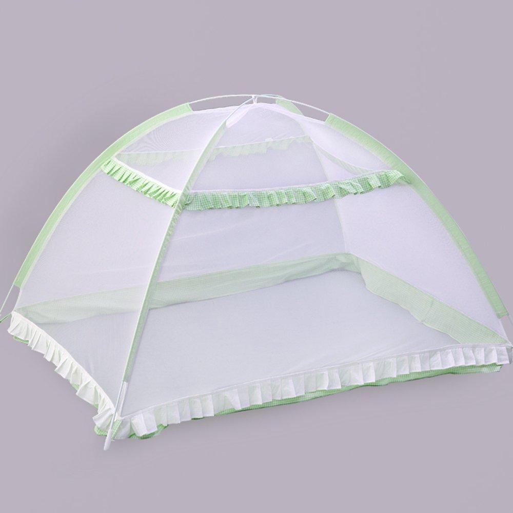 Moskitonetze MEIDUO Baby Mosquito Nets Cover Kinder Moskito Netze Yurts Baby Servietten (bodenlos) (3 Farben)
