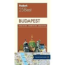 Fodor's Budapest 25 Best