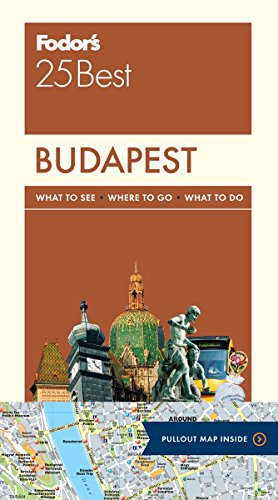 Fodor's Budapest 25 Best (Full-color Travel Guide)