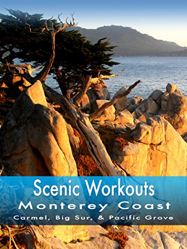 Stair Climber Workouts - Scenic Workouts Monterey Coast - Carmel, Big Sur & Pacific Grove