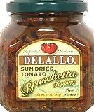 Delallo Sun Dried Tomato Bruschetta, 10 oz