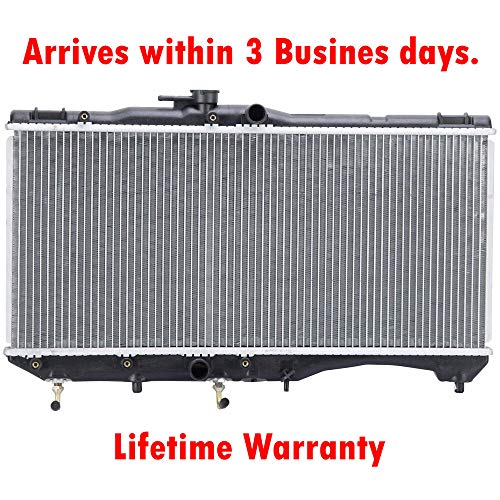 (Machine Supplies 1240 Radiator Replacement Part for Toyota Tercel 1989 1990 1.5 L4)