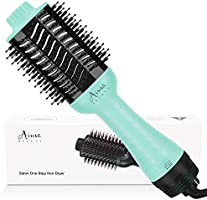 Hair Brush Dryer,Aima Beauty One Step Hair Dryer and Styler Volumizer with Negative Ion for Reducing Frizz and Static
