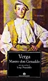 Mastro don Gesualdo par Verga