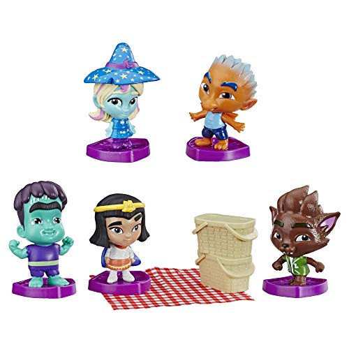 Netflix Super Monsters Moonlight Picnic Collection Pack ()
