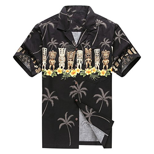 Made in Hawaii Men's Hawaiian Shirt Aloha Shirt