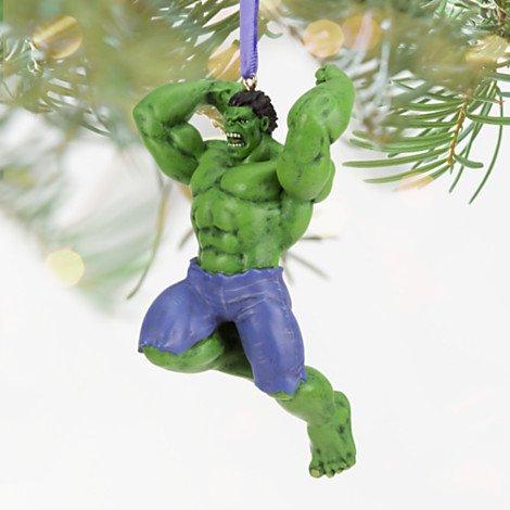 Hulk Sketchbook Ornament
