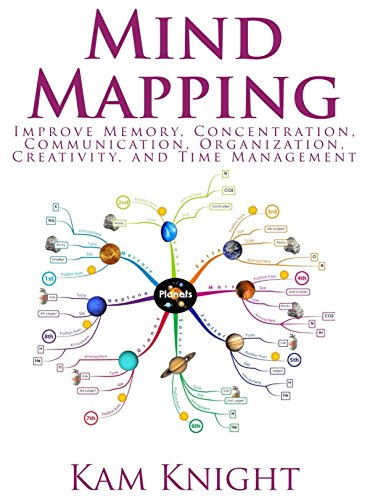 Mind Mapping: Improve Memory, Concentration, Communication, Organization, Creativity, and Time Management cover