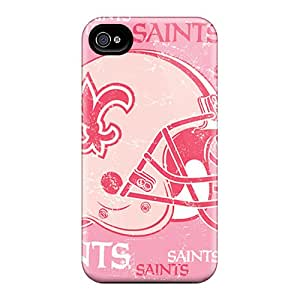 Iphone 6plus OWX6516qisx Provide Private Custom Vivid New Orleans Saints Pictures Protective Hard Cell-phone Cases -KellyLast
