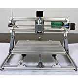 3018 GRBL control DIY mini CNC Carving Milling Engraving machine working area 30x18x4.5cm 3 Axis Pcb Milling machine,Wood Router, v2.5