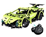 CR Build Your Own 2.4GHz Full Functional Remote Control Car (Green)