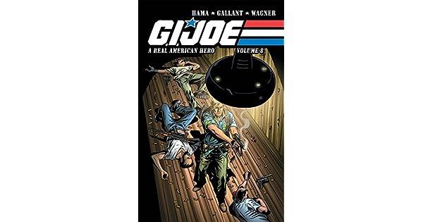 Amazon.com: G.I. JOE: A Real American Hero Volume 8 (G.I. ...