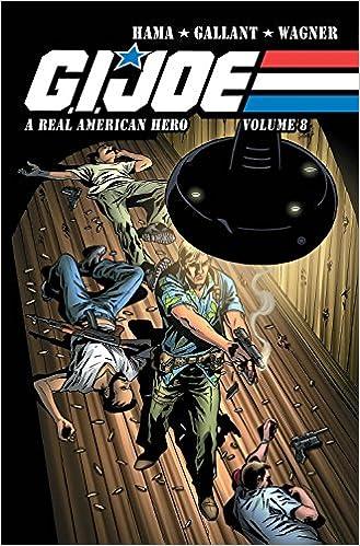 G.I. JOE: A Real American Hero Volume 8 (G.I. JOE RAH ...