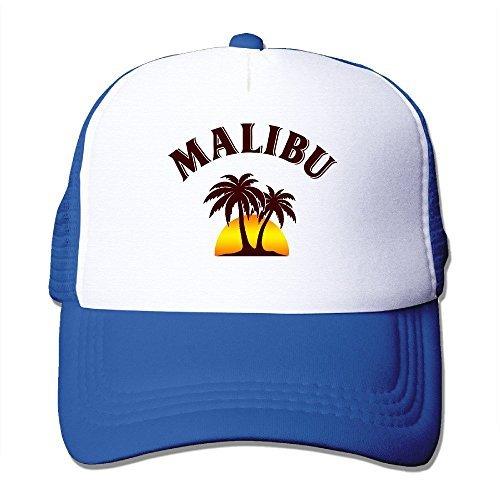 Fashion Malibu Beach Mesh Hat Unisex (The Fashion Spot Halloween)