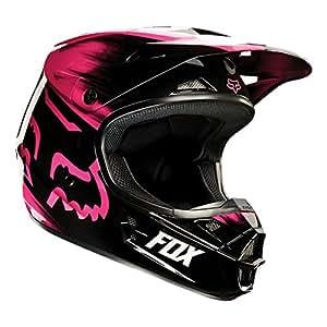 2015 Fox Racing Womens V1 Vandal Helmet - Pink (XXL)
