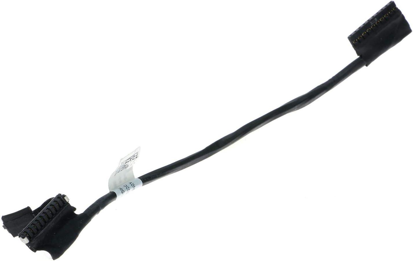 Battery Cable for Dell Latitude E5570 Precision 3510 DC020027U00 MC84H 0MC84H