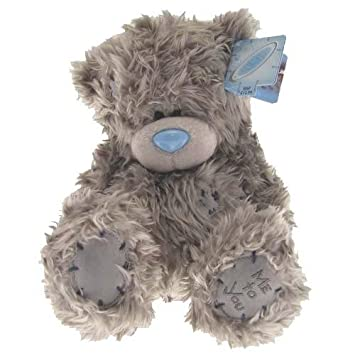 peluche me to you my blue nose friends ours gris
