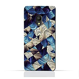 AMC Design Pixi4 5.0 4GTPU Silicone Protective Case with Art Abstract Pattern