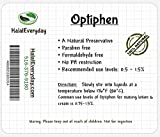 Optiphen Natural Preservative 8 Oz - Ready to use preservative - Paraben-free - Formaldehyde free