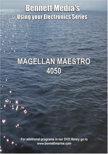 - MAGELLAN MAESTRO 4050