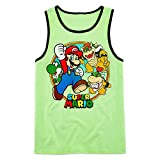 Super Mario Graphic Tank Top - Boys 8-20