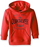 Image of Quiksilver Little Boys' Toddler Dual Fuel Hoody, Quick Red, 4T