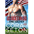 Issued to the Bride One Soldier (Brides of Chance Creek Book 5)