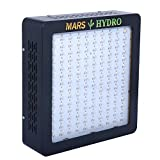 MarsHydro MARSII 700 Led Grow Light Full Spectrum High Penentration 307True Watt Panel Led Grow Lamp Light & Lighting With Dual Veg/Flower Spectrum