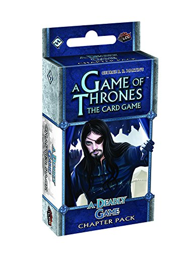 A Game of Thrones: The Card Game - A Deadly Game Chapter Pack