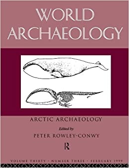 Book Arctic Archaeology (World Archaeology) (2001-03-21)