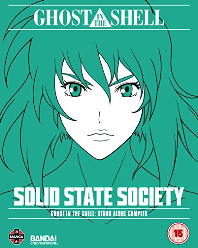 Ghost In The Shell: SAC - Solid State Society [Blu-ray]